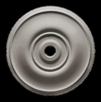Розетка стельова з гіпсу р-26 Ø530