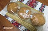 Булочка пшеничная для гамбургера с кунжутом 80 гр. (27шт.) оптом , фото 2