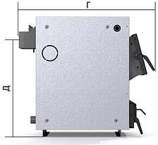 Котел на твердом топливе с плитой ProTech ТТП-18с Standart+ , фото 3