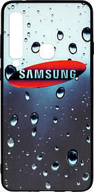 Чехол-накладка для Samsung A920 3D Rain