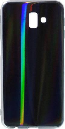 Чехол-накладка для Samsung J610 Black Chameleon Honor, фото 2