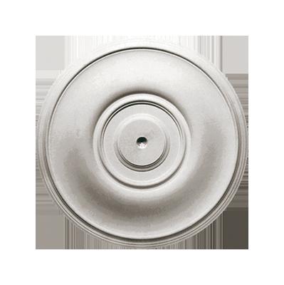 Розетка потолочная из гипса р-38 Ø345