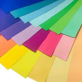 Бумага для дизайна Folia 130 гр/м2 50х70 см