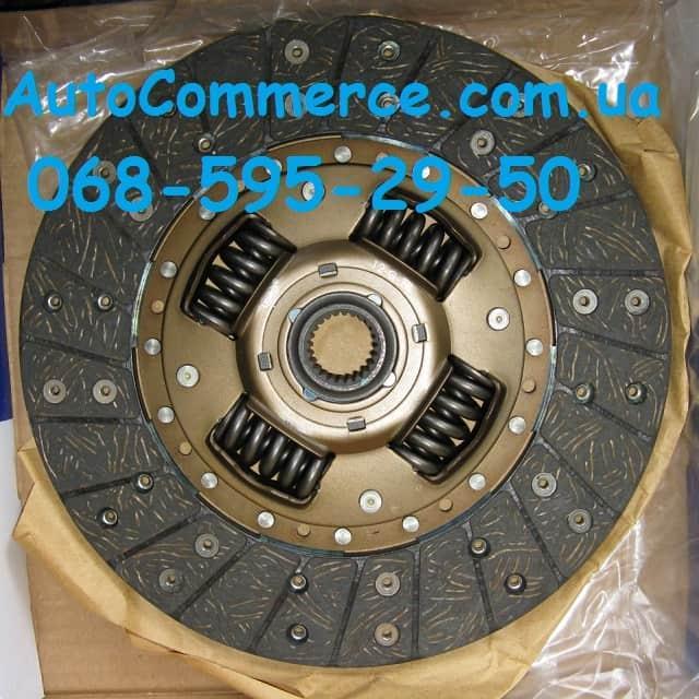 Диск сцепления ведомый JAC 1045 (ДЖАК 1045) V=2,8