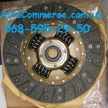 Диск сцепления ведомый JAC 1045 (ДЖАК 1045) V=2,8, фото 2