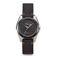 Оригинальные мужские наручные часы BMW M Motorsport Watch, Men, Black / Silver, артикул 80262463266