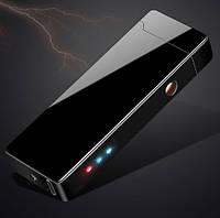 USB зажигалка электроимпульсная. Варианты цветов