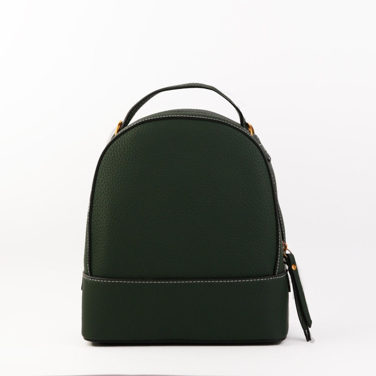 fb1e32f58fd6 Кожаный рюкзак-сумка женский зеленый , цена 1 114,20 грн., купить в ...