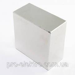 Неодимовый магнит квадрат 51х51х25 мм