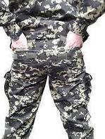 Штаны камуфляжные Пограничник или Темный пиксель
