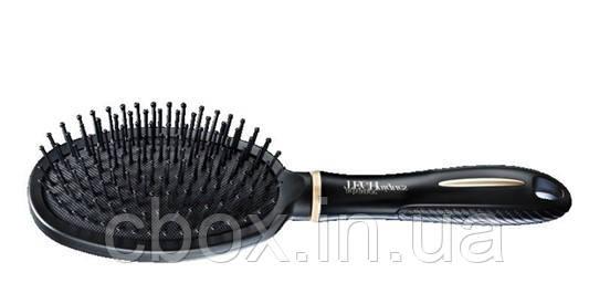 Масажна щітка для волосся чорна, Avon Advance Методиками, 61756