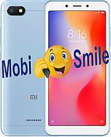 Смартфон Xiaomi Redmi 6A 2/16Gb Blue Global Version Оригинал Гарантия 3 месяца / 12 месяцев