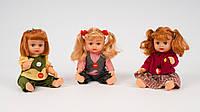 Музыкальная кукла PLAY SMART АЛИНА. Разговаривает - знает 5 фраз. 6 видов
