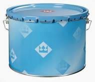 Лак TEMADUR CLEAR Темадур Клиэ для стальных, медных, оцинкованных, латунных, алюминиевых пов, 4.5л+1.5л отв