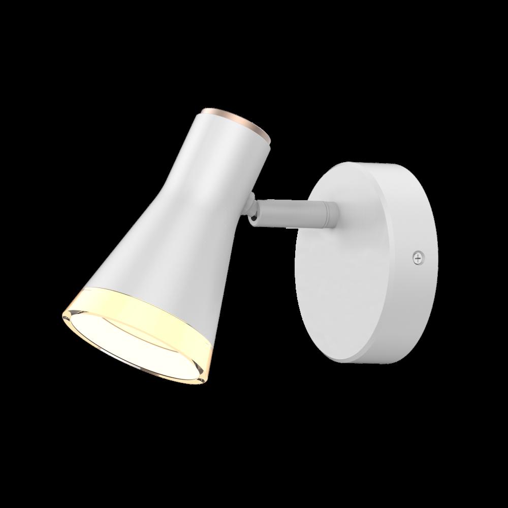 Спотовий світлодіодний світильник (бра) MAXUS MSL-02C 4W 4100K Білий