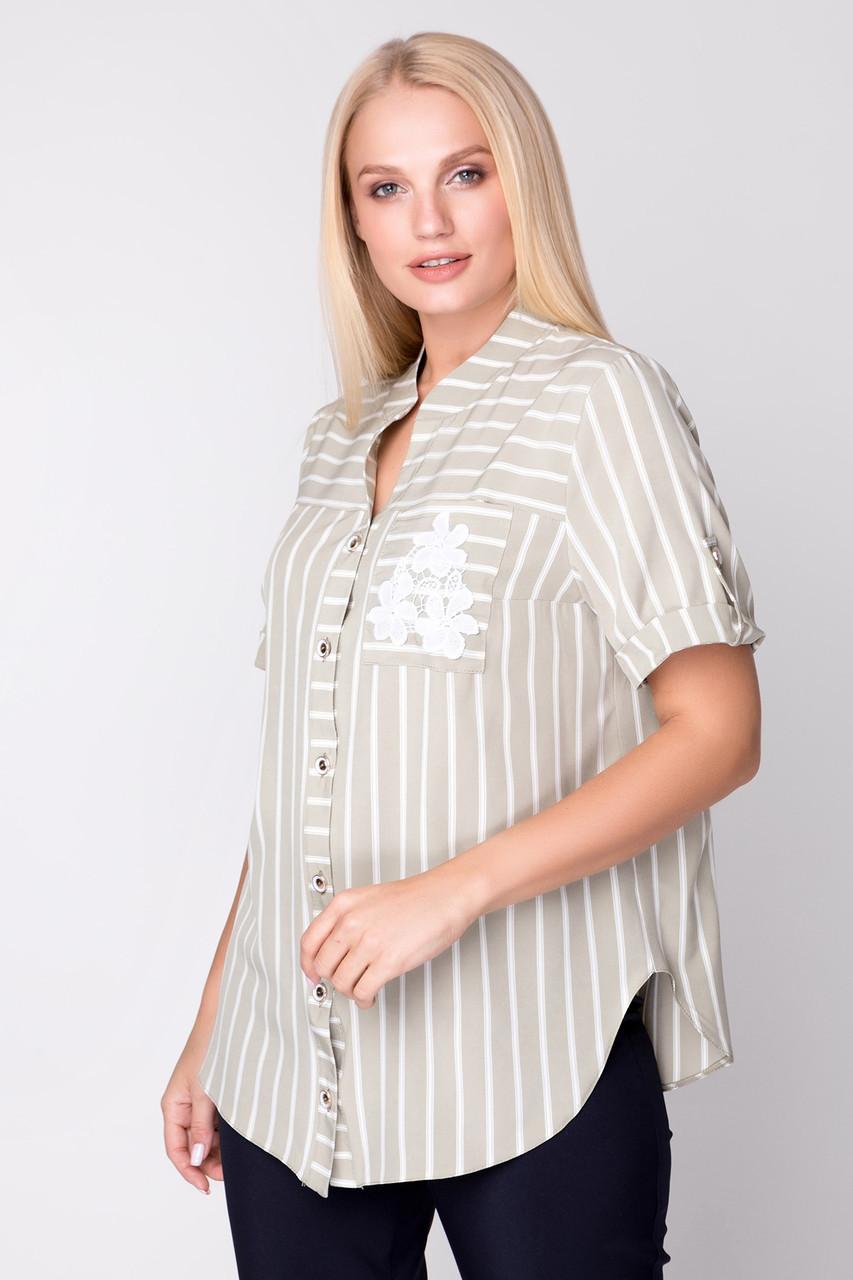 Жіноча сорочка з софту