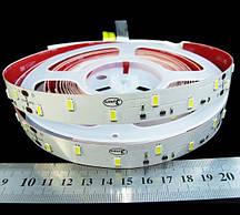 Світлодіодна стрічка холодно біла R0B48CD 5630-48-IP33-CWd-16-2413Вт 24вольт Рішанг 4959