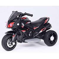 Дитячий електромотоцикл  6V LZ-801  PinkiBaby ( Детский электромотоцикл)