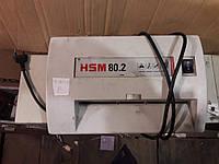 Знищувач паперу/HSM шредер 80.2 №9-2803-20
