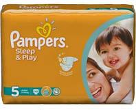 Подгузники Pampers Sleep & Play Junior (11-18 кг) 42 шт