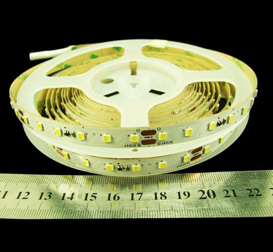 Світлодіодна стрічка тепло біла R0084TD-A 2835-84-IP33-WW-10-24 20Вт 24вольт Рішанг7196