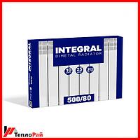 Радиатор INTEGRAL 500Х80 Биметаллический (секционный)