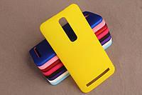 Пластиковый чехол для Asus Zenfone 2 ZE551ML жёлтый, фото 1
