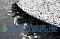 Гибкий пластиковый бордюр для сада низкий 45 ZMM MAXPOL 01915