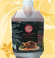 Солодкий Чилі соус, Sweet Chili Sauce, Luck Siam, 4.5 л, Ч