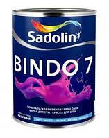 Sadolin BINDO 7 тонир.база ВМ 2,4 л краска для внутренних работ