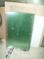 Стекло лобовое нижнее на экскаватор ЕК-12, ЕК-14, ЕК-18, ЕТ-14, ЕТ-16, ЕТ-18
