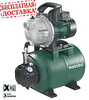 Насосна станція HWW4000/25G (1,1Вт 24л, чугун/нерж/стал) /Metabo 600971000