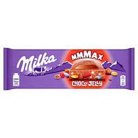 Молочний шоколад Milka Choco Jelly 250g