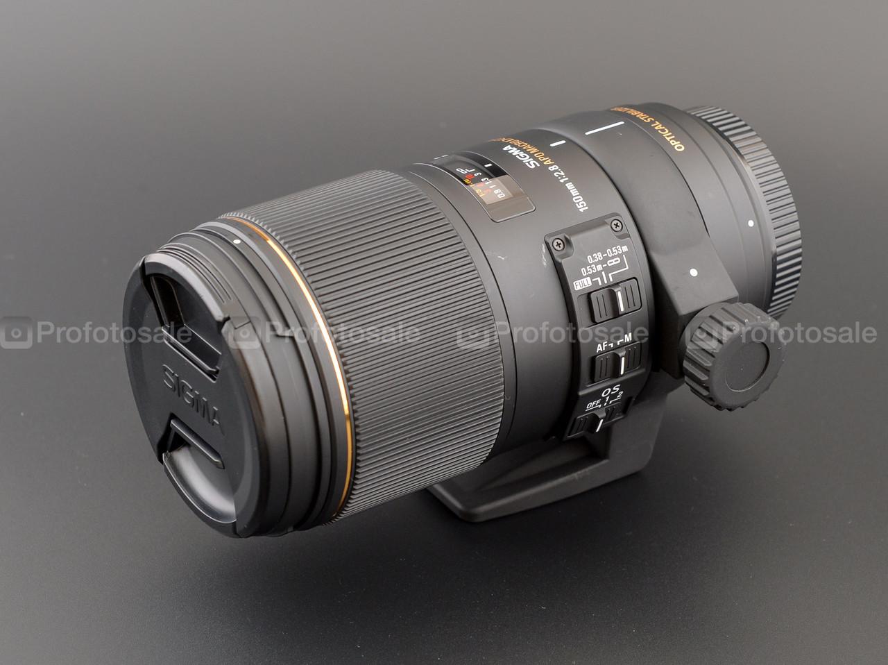 Sigma APO Macro 150mm f/2.8 EX DG OS HSM для Canon