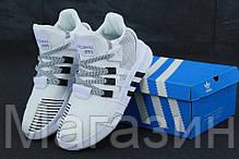 Мужские кроссовки adidas EQT Basketball ADV White Aдидас в стиле белые, фото 3