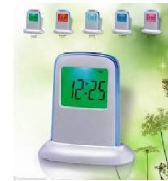 Часы настольные электронные 610, фото 2