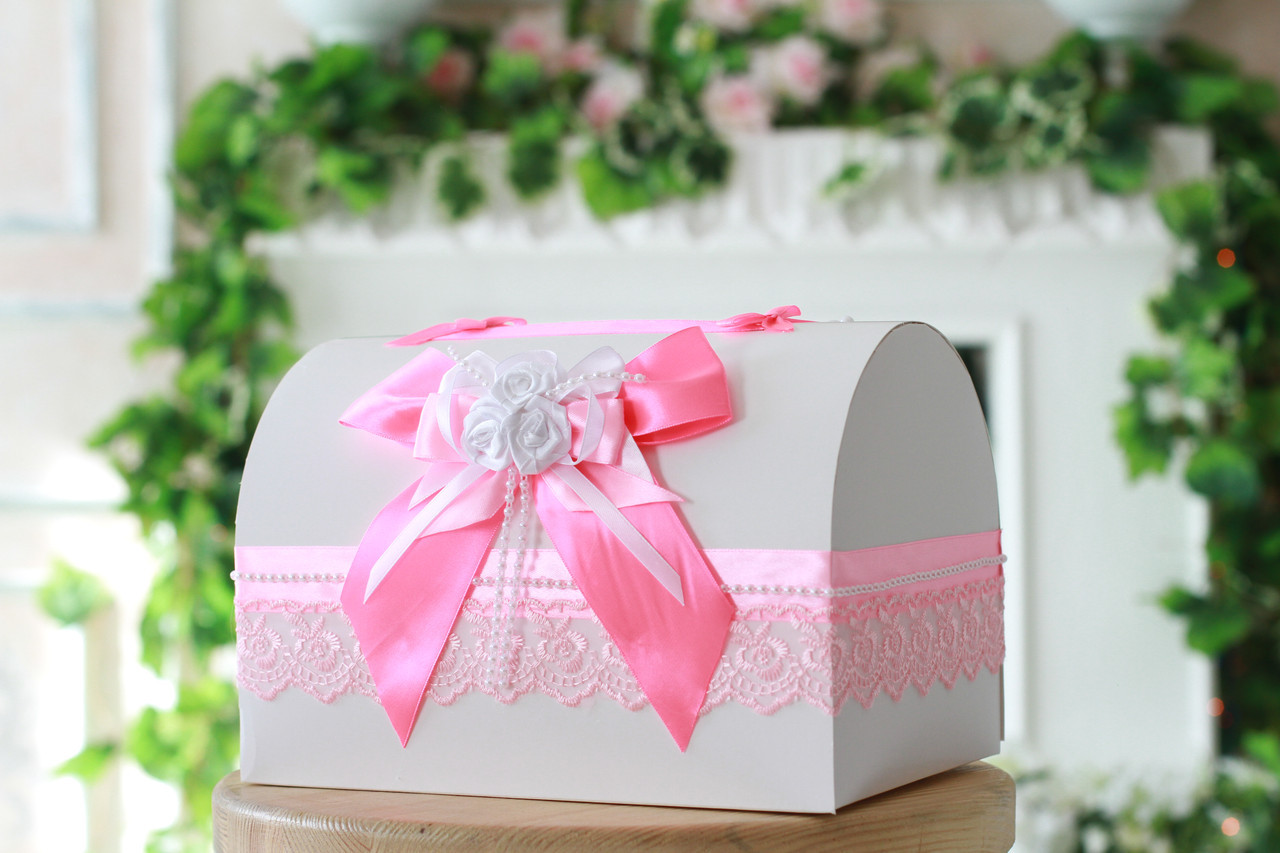 Сундучок свадебный для денег Bonita Принцесса