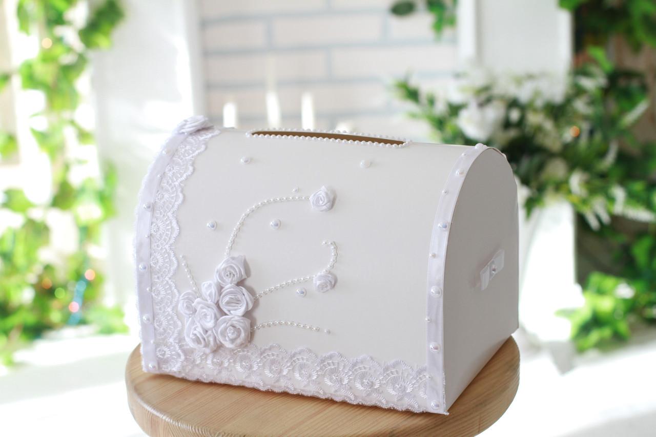 Сундучок свадебный для денег Bonita Божена