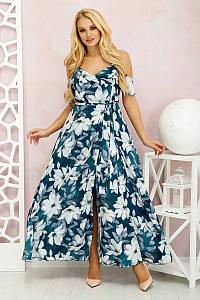 d63fa4b4853 Платья больших размеров оптом от производителя - Safika.com.ua