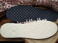 Стельки зимние овчина+фольга+латекс Coccine Alu 41/42 размер