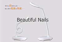 Настольная лампа mini для мастера маникюра LED с usb подключением