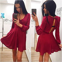 Стильное платье Сакура ян $