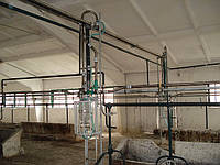 Дозатор  молока Брацлав