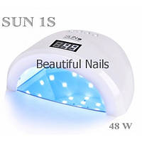 Лампа для сушки ногтей Sun One S с дисплеем на 48 ватт