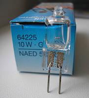 Лампа Osram 64225 10W 6V G4 E ESA 100 час. OSRAM
