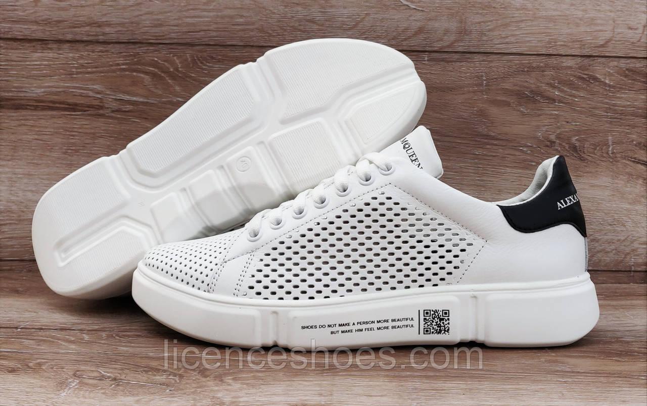 Дитячі, підліткові кросівки RoadStyle White Натуральна шкіра . ТІЛЬКИ ПОВНИЙ 38