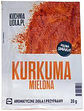 Приправа Kuchnia Lidl.Pl kurkuma mielona 20 g