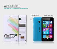 Защитная пленка Nillkin для Microsoft Lumia 640 XL глянцевая