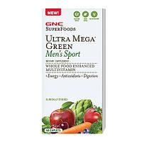 GNC Ultra Mega Green Men's Sport 60 сaplets