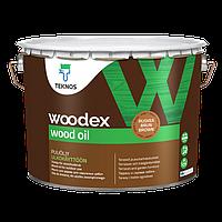 Масло для дерева WOODEX WOOD OIL (ведро 2,7 л)